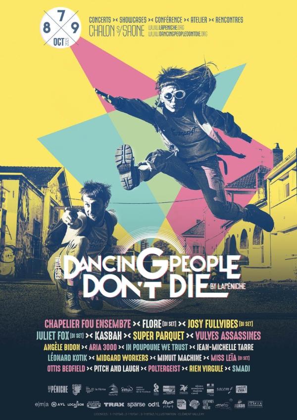Le festival Dancing People Don't Die fait son grand retour!