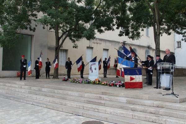 Retour sur la Journée nationale d'hommage aux Harkis et autres membres des formations supplétives à Chalon-sur-Saône