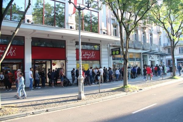 Des pizzas à un euro pour l'ouverture du Pizza Cosy