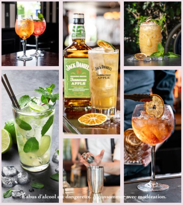 Chaque jeudi, soirée cocktail « Au Bureau »