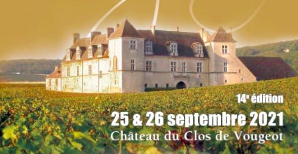 Amateurs de vins et de littérature, rendez-vous ce week-end au château du Clos de Vougeot