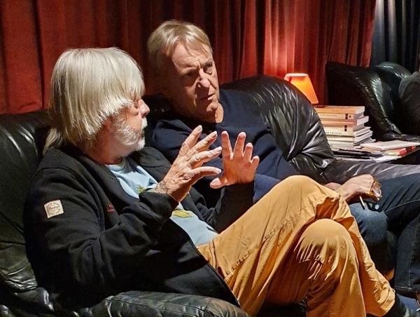 Renaud, « Putain d'expo » : David, son jumeau, nous plonge au cœur de cet événement