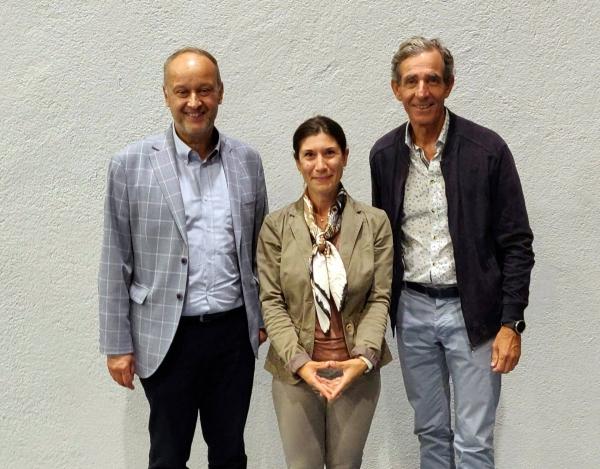 Rencontre avec Cécile Dalery Saint-André, marraine du 4ème marathon des vins de la Côte chalonnaise