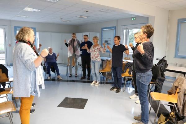 La sophrologie au panel d'activités de MULTI'GYM depuis septembre