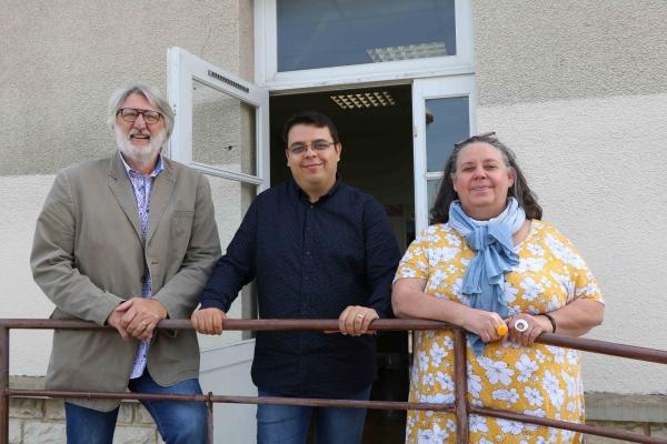 Le local des permanences des élus de l'opposition de Châtenoy-le-Royal de nouveau accessible.