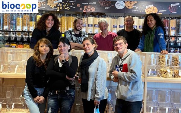BIOCOOP Chalon/Saône a ouvert ses portes :  une bio paysanne et locale ou la proximité de l'approvisionnement rime avec accessibilité prix !