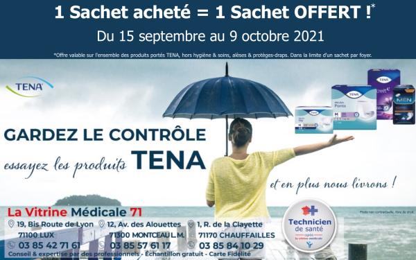 Offre Spéciale à la Vitrine Médicale Lux Chalon Sud !